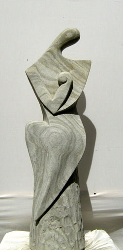 Moderne Kunst kunstvoll