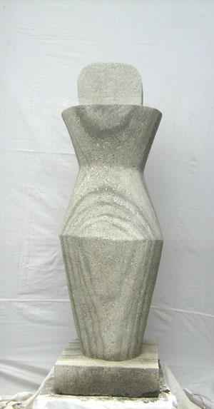 Sandstein Statue Figur