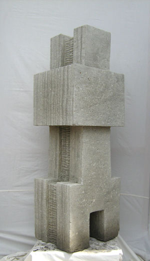 Moderne Skulptur Statuen