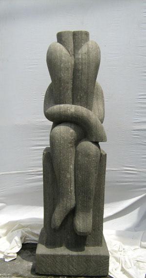 Exaltierte Statue Feng Shui