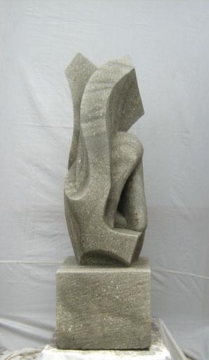 Sandstein Gartenfigur Figur