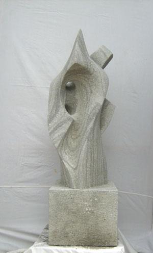 Moderne Statue Skulptur