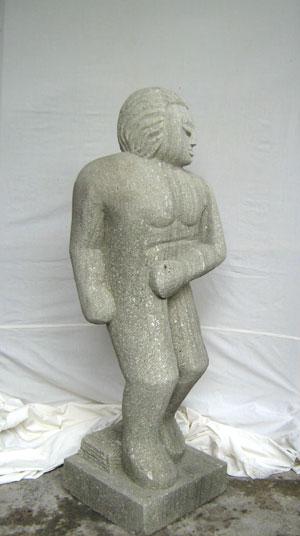 Dekorative Skulptur Skulptur