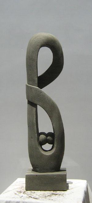 Sandstein Gartenfigur Skulptur