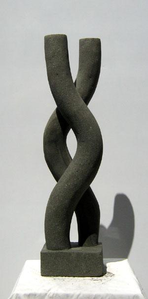 Moderne Statue wertvoll