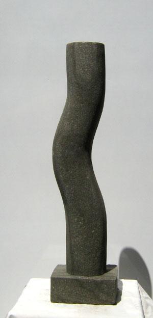 Moderne Skulpturen toll