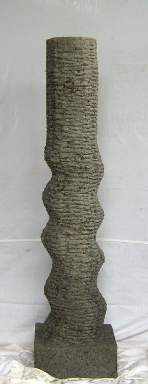 Sandstein Statue toll