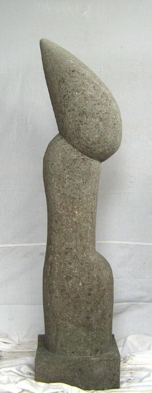 Sandstein Gartenfigur Sammlerstück