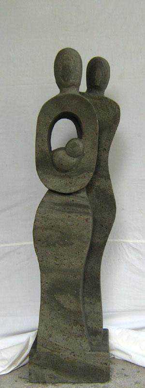 Moderne Skulpturen Kunst