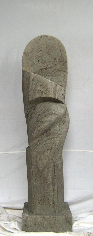 Sandstein Statue wertvoll