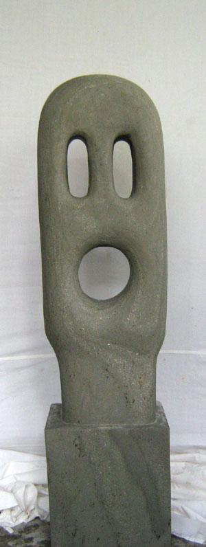 Moderne Gartenfigur Feng Shui