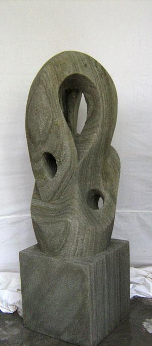 Dynamische Figur Feng Shui