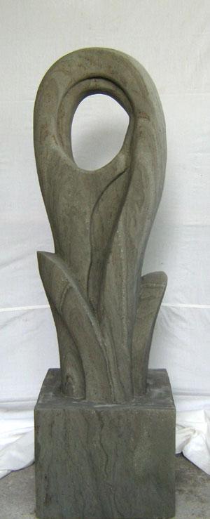 Dekorative Skulptur Garten