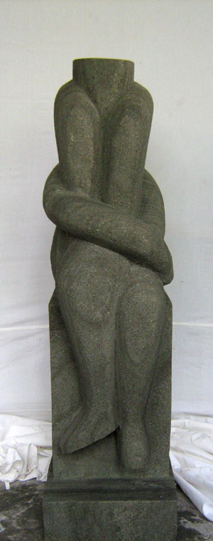 Moderne Kunst Skulpturen
