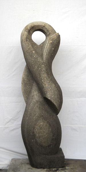 Moderne Statue Kunst