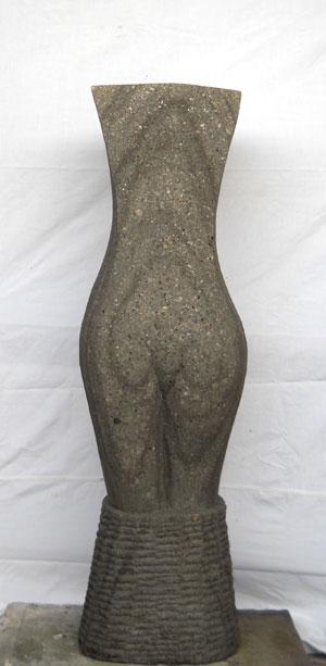 Sandstein Statue Gartenfigur