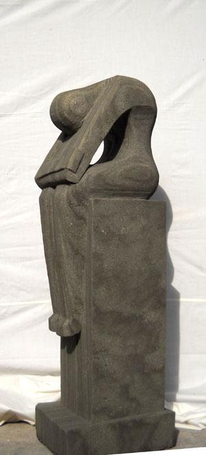 Dynamische Figur Moderne Figur