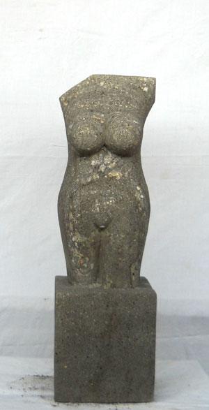 Exaltierte Statue Gartenfigur