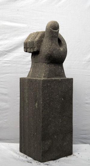 Abstrakte Statue Moderne Figur