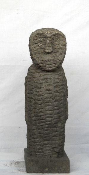 Exaltierte Statue Skulpturen