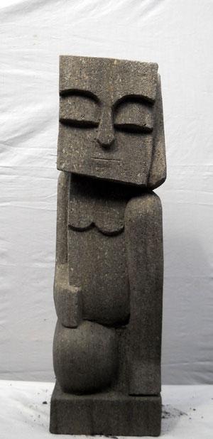 Moderne Skulpturen kunstvoll