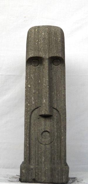 Sandstein Statue top