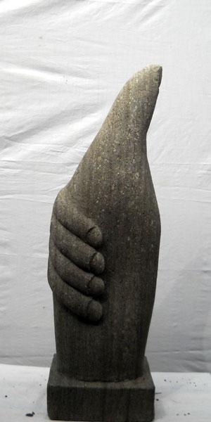 Moderne Skulptur Skulpturen