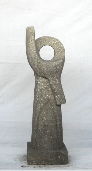 Moderne Skulpturen Gartenfigur