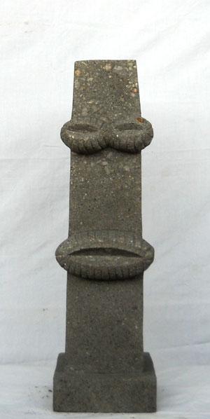 Moderne Statue Einzelstück