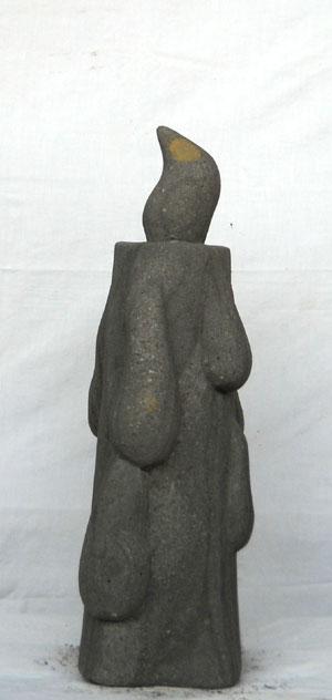 Moderne Skulptur Kultur